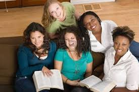 women in Bible Study two