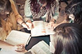 women in Bible Study