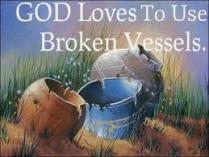broken vessels