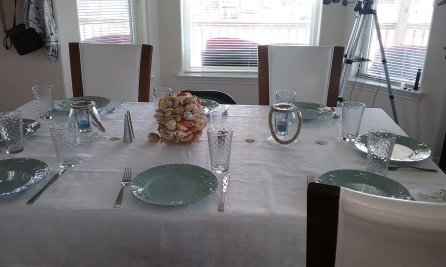 the dining table one